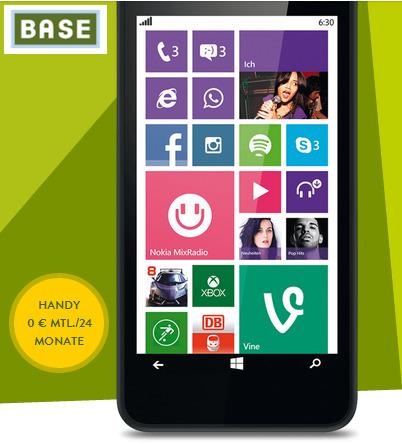 Nokia Lumia630 Einsteiger Windows ab 89€