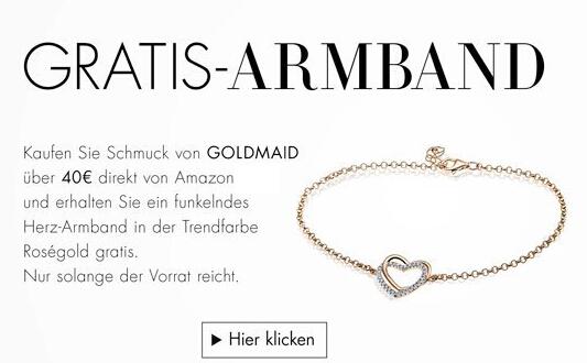 Goldmaid Gratis-Armband