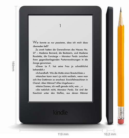 Kindle Store – dispositivi Amazon, tablets Fire, e-reader