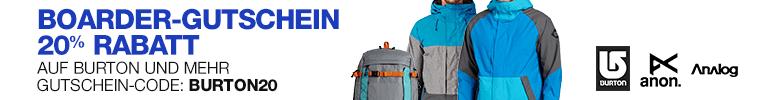 Snowboard-Ausrüstung & -Bekleidung
