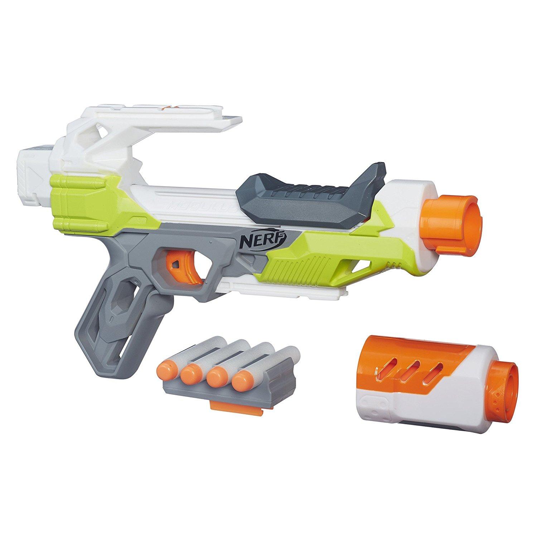 [Amazon Prime] wieder da Hasbro Nerf B4618F03 – IonFire, Blaster Zubehör