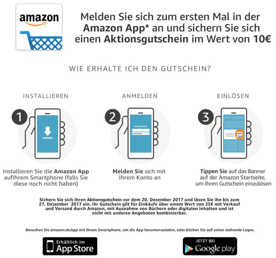 Für Amazon App-Neulinge