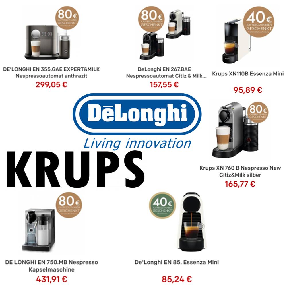 Kaufen Nespresso Kaffeemaschinen