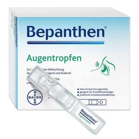 Bepanthen® Augentropfen 20×0,5ml